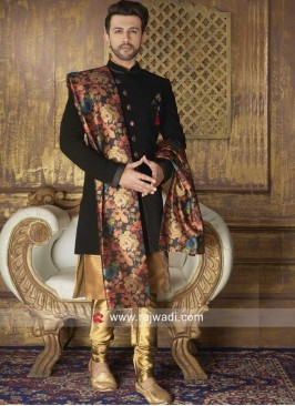 Designer Indo Western For Wedding