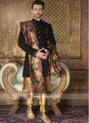 Designer Indo Western For Wedding