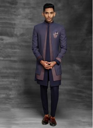 Designer Indowestern For Wedding