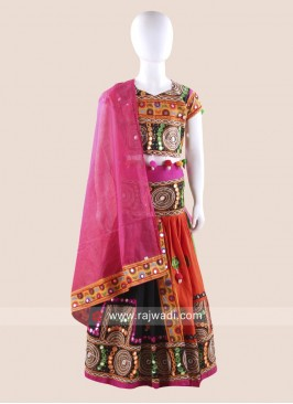 Designer Kids Chaniya Choli