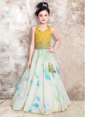 Designer Lehenga Choli For Girls