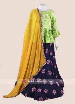 Designer Lehenga Choli for Navratri