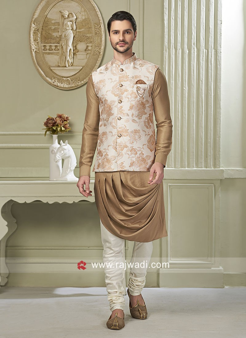 Designer Nehru Jacket For Wedding