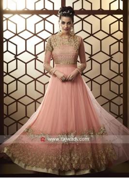 Designer Net Heavy Salwar Suit