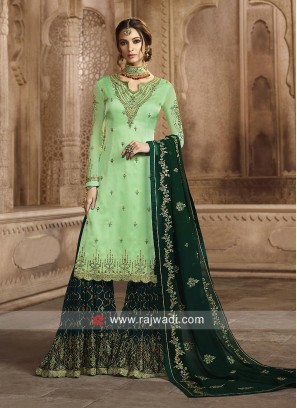 Designer Pakistani Suit for Eid