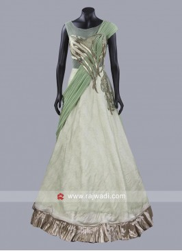 Designer Readymade Gown