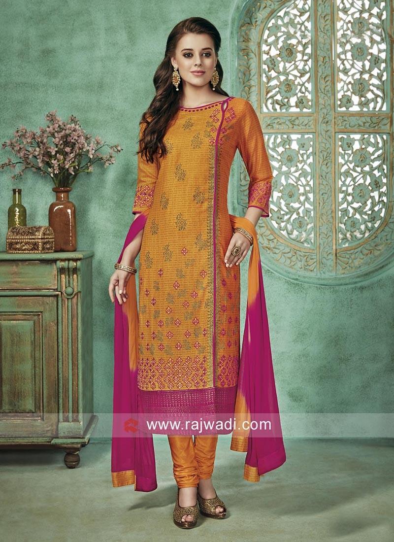 Designer Readymade Salwar Suit