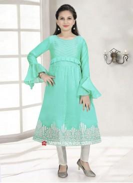 Designer Salwar Suit for Kids