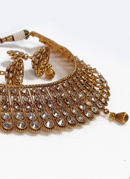 Designer Sangeet wear Necklace Set