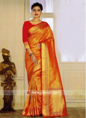 Designer Weaving Saree