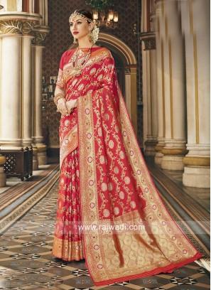 Designer Weaving Saree