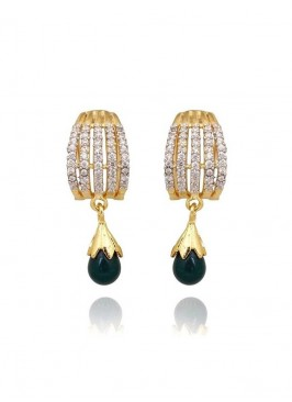 Designer Wedding Drop Earring