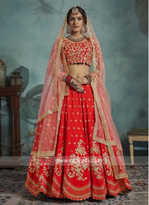 Designer Wedding Lehenga Choli