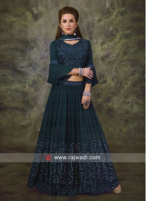 Designer Wedding Lehenga Choli with Dupatta