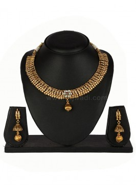 Designer Wedding Necklace Set