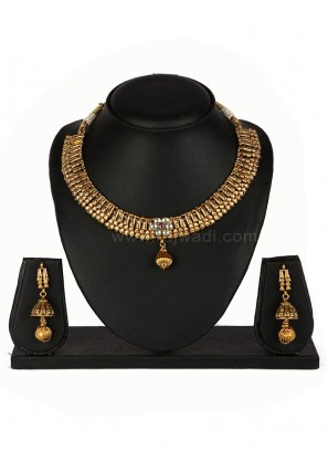 Designer Wedding Necklace Set