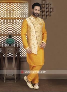 Designer Weding Nehru Jacket