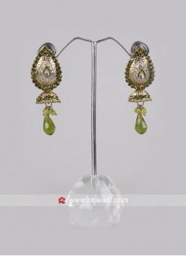 Diamond Studded Earrings