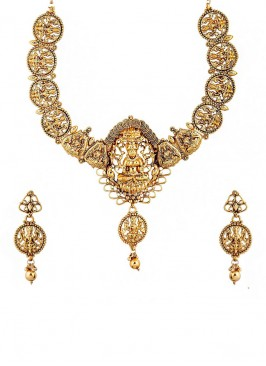 Divine Being Glorious Necklace Set