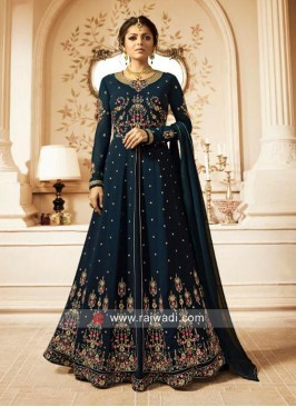 Drashti Dhami Double Layered Salwar Suit