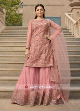 Drashti Dhami Eid Special Palazzo Suit