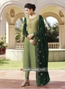 Eid Special Embroidered Salwar Kameez