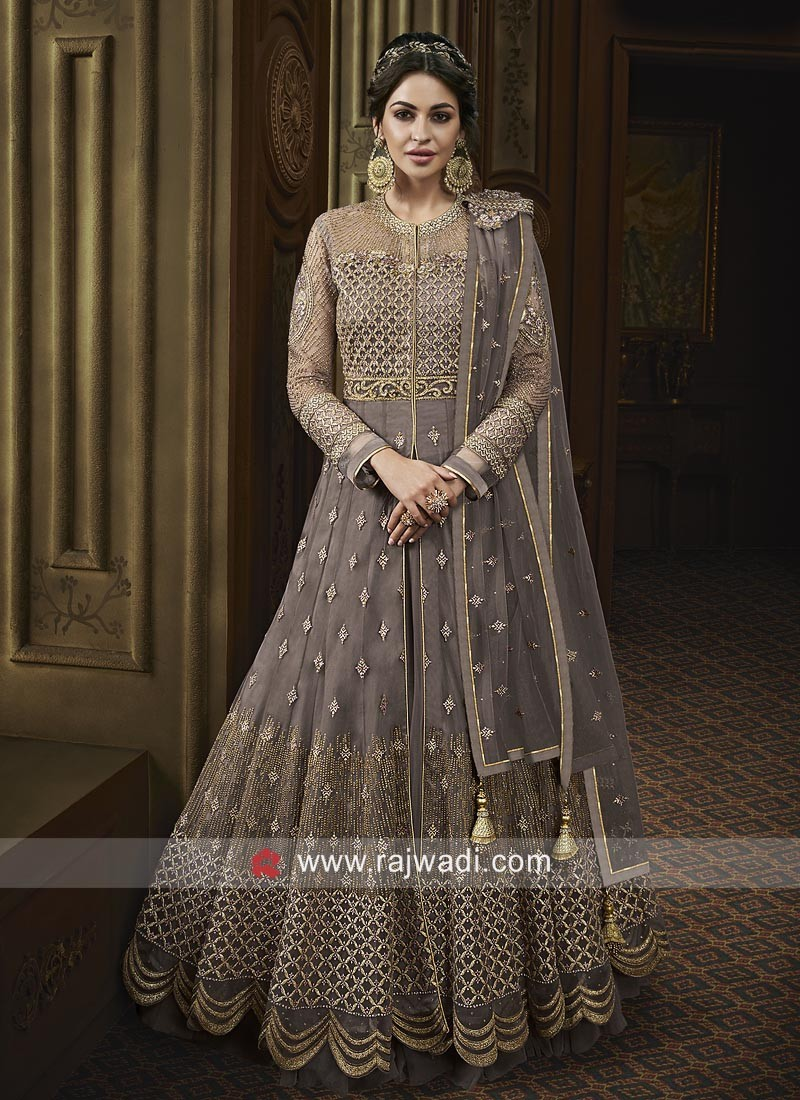 Eid Special Heavy Anarkali Salwar Suit