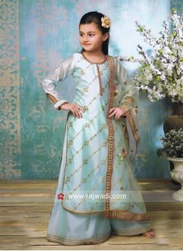 Eid Special Kids Palazzo Suit