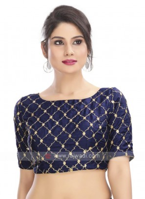 Embroidery Ready Blouse