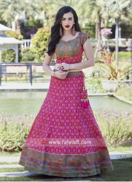 Embroidery Gorgeous Reception Lehenga Choli