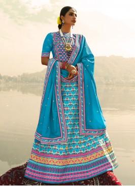 Enticing Silk Readymade Lehenga Choli