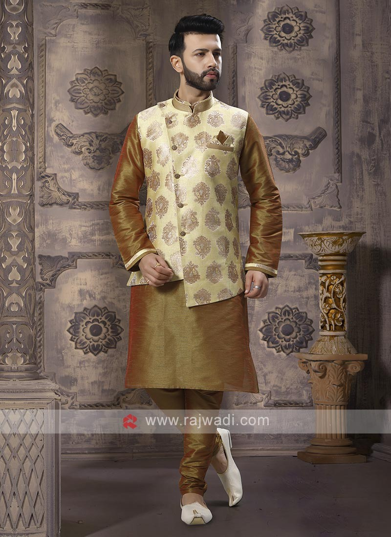 Ethnic Wear Mens Nehru Jacket