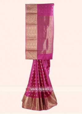 Exclusive Wedding Woven Saree