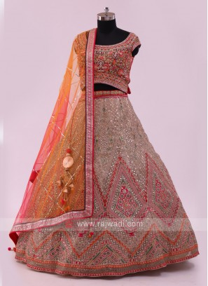 Exclusive Choli Suit