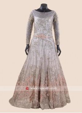 Exclusive Floor Length Gown