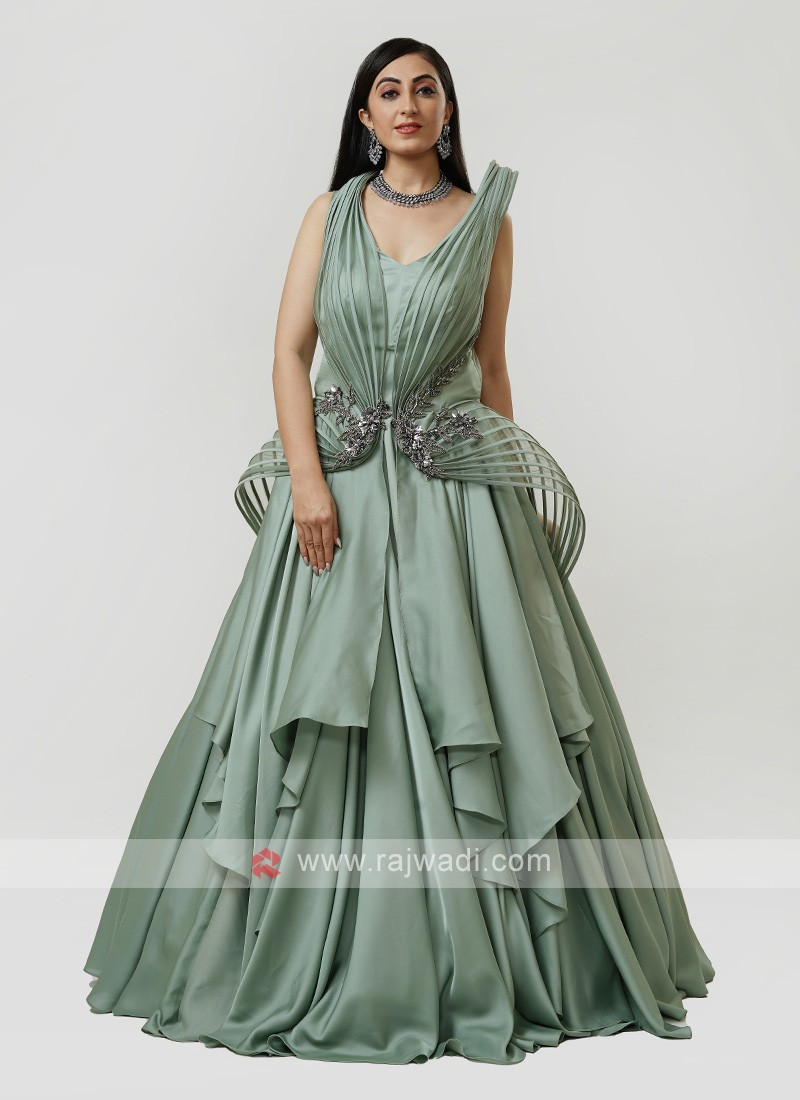 Exclusive Party Wear Gown