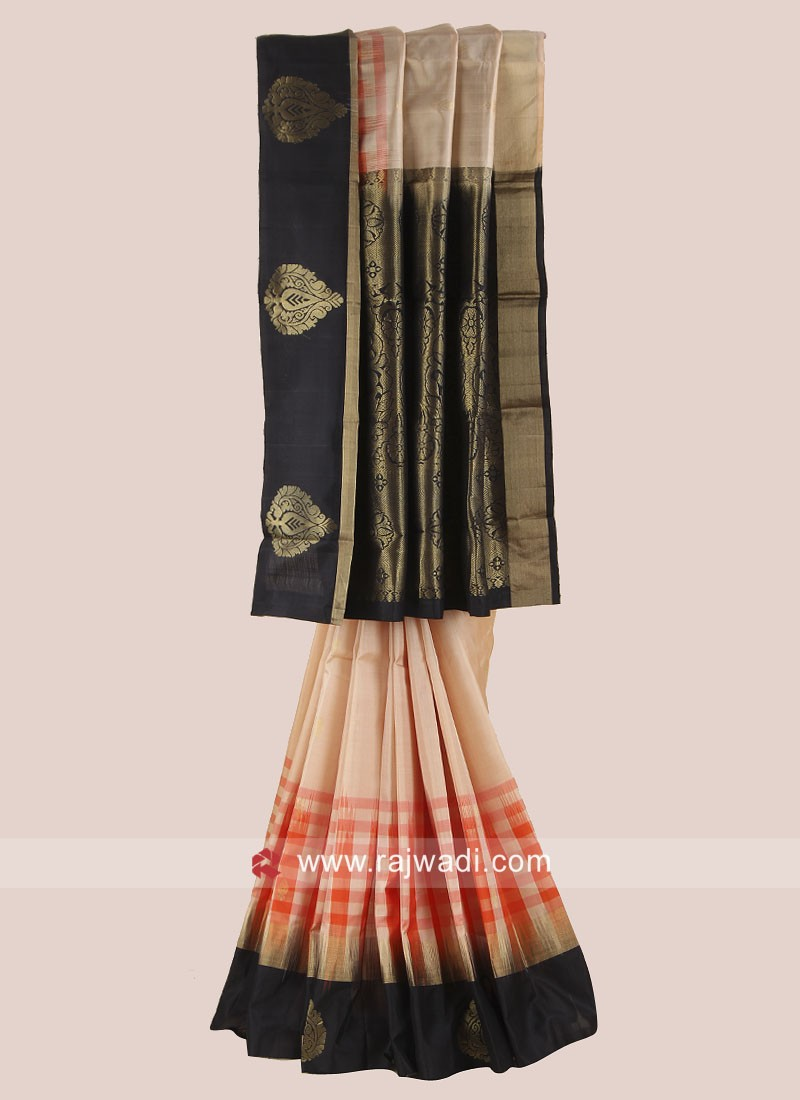 Exclusive Pure Silk Wedding Saree