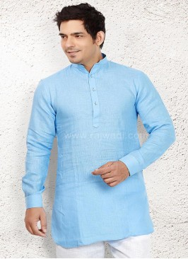 Exclusive Sky Blue Kurta