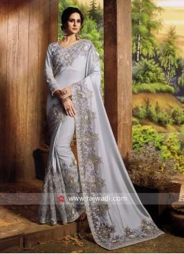 Exclusive Wedding Art Silk Saree