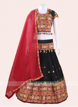 Cotton Fabric Navratri Chaniya Choli