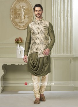 Fabulous Nehru Jacket For Wedding