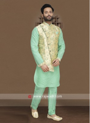 Fabulous Nehru Jacket For Wedding