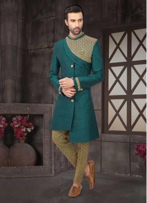 Fancy Indo-Western In Art Silk