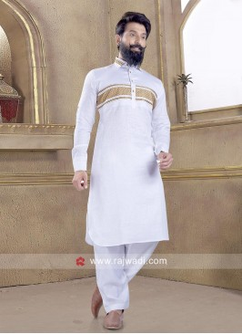 Fancy Party wear Pathani Suit