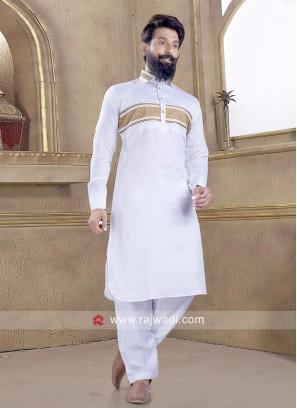 Fancy Party wear Pathani Suit