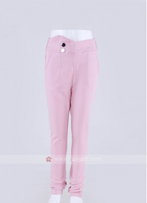 fancy pink jeggings