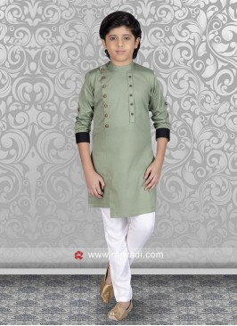 Ethnic Boys Kurta Set