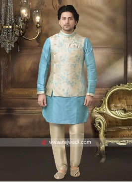 Fancy Weding Nehru Jacket