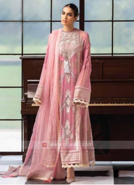 Faux Georgette Designer Long Dress