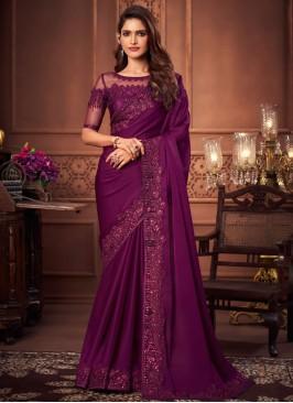 Festal Silk Designer Saree
